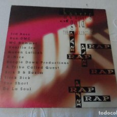 Discos de vinilo: HEARTS OF GOLD - THE RAP COLLECTION. Lote 130515414