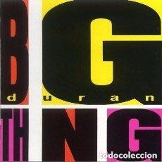 Discos de vinilo: DURAN DURAN – BIG THING - LP SPAIN 1988 . Lote 130523266
