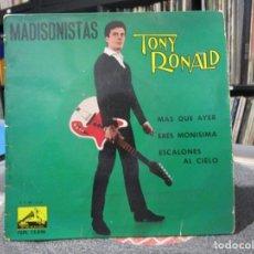 Discos de vinilo: TONY RONALD - MADISONISTAS (EP) . Lote 130526666