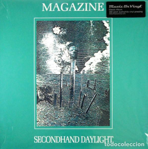 MAGAZINE * LP 180G AUDIOPHILE VIRGIN VINYL * INSERTO CON LETRAS * SECONDHAND DAYLIGHT * GATEFOLD (Música - Discos - LP Vinilo - Pop - Rock - New Wave Extranjero de los 80)