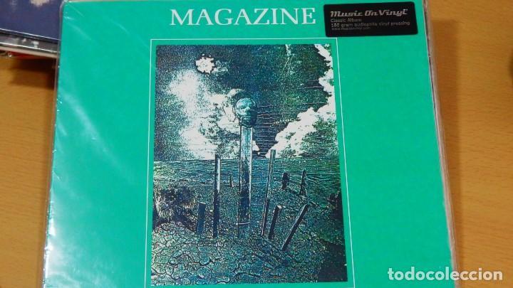 Discos de vinilo: MAGAZINE * LP 180g audiophile virgin vinyl * Inserto con letras * Secondhand Daylight * Gatefold - Foto 4 - 158127272