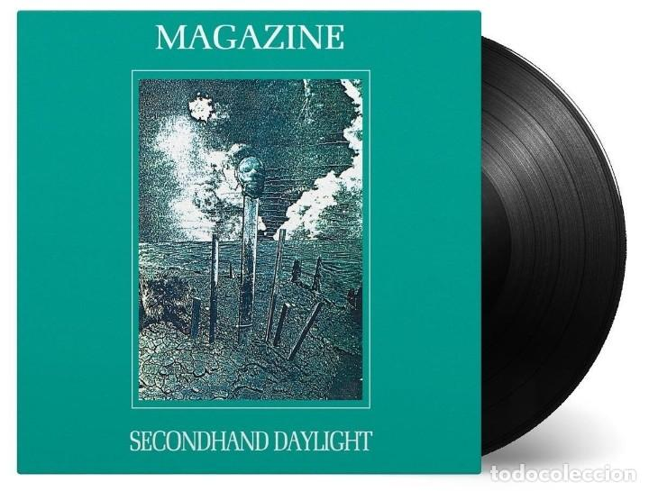 Discos de vinilo: MAGAZINE * LP 180g audiophile virgin vinyl * Inserto con letras * Secondhand Daylight * Gatefold - Foto 11 - 158127272