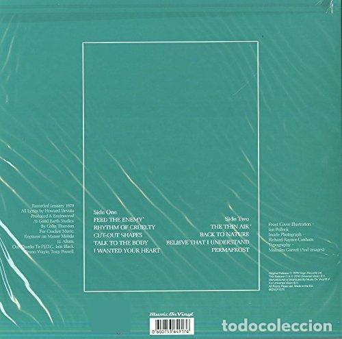 Discos de vinilo: MAGAZINE * LP 180g audiophile virgin vinyl * Inserto con letras * Secondhand Daylight * Gatefold - Foto 13 - 158127272