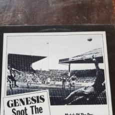Discos de vinilo: GENESIS. SPOT THE PIGEON. EP. ATLANTIC. CANADA. Lote 130535708