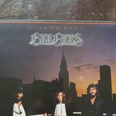 Discos de vinilo: BEE GEES. LIVING EYES. LP. RSO. 1981. Lote 130536003