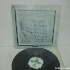 Discos de vinilo: THE TEMPTATIONS - MASTERPIECE - LP - TAMLA MOTOWN 1985 SPAIN. Lote 130536806