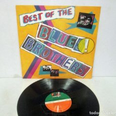 Disques de vinyle: THE BLUES BROTHERS - BEST OF - LP - ATLANTIC 1981 GERMANY K50 858. Lote 130556894