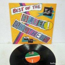 Disques de vinyle: THE BLUES BROTHERS - BEST OF - LP - ATLANTIC 1981 GERMANY K50 858. Lote 130556894