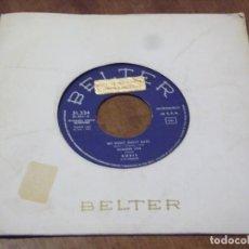 Discos de vinilo: BORIS; MY HULLY GULLYDATE + SUMMER JOB + 2 - SPAIN-1964- PROMOCIONAL- MUY RARO!!!!. Lote 130562926