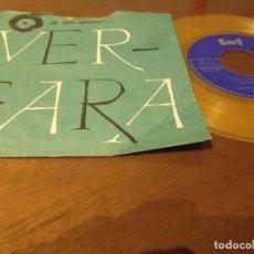 Discos de vinilo: ORQUESTA INTERNACIONAL MARAVELLA-EP- LAS VIEJAS PLAZAS DE BARCELONA +3 SAEF-1959-SUPER RARE!!. Lote 130566886
