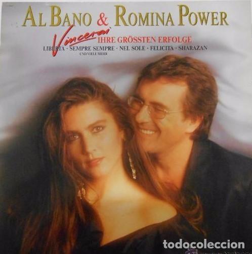 Al Bano Romina Power Vincerai Their Greates Kaufen Vinyl