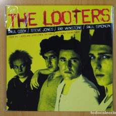 Discos de vinilo: THE LOOTERS - THE FABULOUS STAINS SOUNDTRACK - MAXI. Lote 130572450