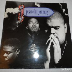 Discos de vinilo: HEAVY D AND THE BOYZ - PEACEFUL JOURNEY. Lote 130592026