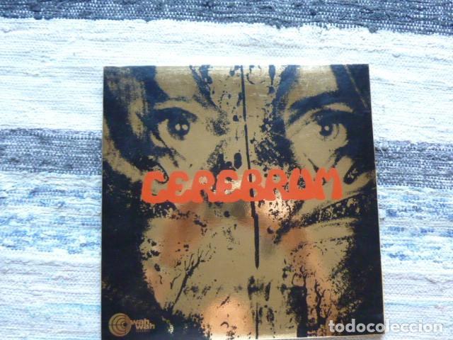 CREREBRUM. EP 10 PULGADAS. PROG-PSYCH ESPAÑOL (REEDIC. WAH WAH) (Música - Discos de Vinilo - EPs - Grupos Españoles de los 70 y 80)