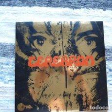 Discos de vinilo: CREREBRUM. EP 10 PULGADAS. PROG-PSYCH ESPAÑOL (REEDIC. WAH WAH). Lote 130613130