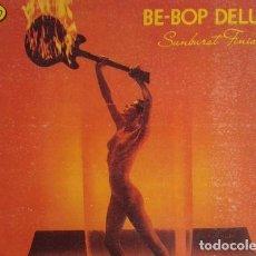 Discos de vinilo: BE-BOP DELUXE - SUNBURST FINISH - MUSIC FOR PLEASURE 10 C 046-006.022 - 1983. Lote 130613490