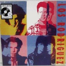 Discos de vinilo: LOS RODRIGUEZ * LP 180G + CD * SIN DOCUMENTOS * DELUXE REMASTERED * PRECINTADO!!. Lote 233776805