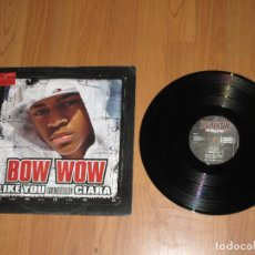 Discos de vinilo: BOW WOW - LIKE YOU FEAT CIARA - UK & EUROPE - MAXI - COLUMBIA - IBL - . Lote 130630534
