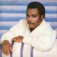 Discos de vinilo: GEORGE BENSON – 20/20 (EU, 1985). Lote 130641890