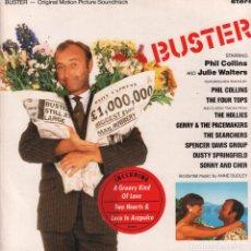 Discos de vinilo: BUSTER - SOUNDTRACK - PHIL COLLINS - LP WEA DE 1988 RF-6137 . Lote 130648682
