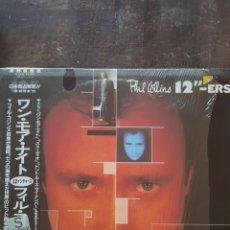 Discos de vinilo: PHIL COLLINS. 12''- ERS. EDICIÓN JAPONESA. EP. WEA. 1985. Lote 130650419