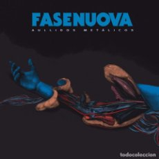 Disques de vinyle: LP. FASENUOVA. AULLIDOS METÁLICOS. (M/M) (NUEVO). Lote 130683094