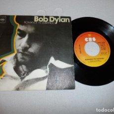 Discos de vinilo: BOB DYLAN - ROMANCE EN DURANGO. Lote 130689629