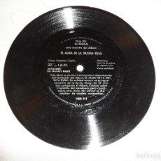 Discos de vinilo: EL ALMA DE LA MUSICA RUSA - FLEXI-DISC PROMOCIONAL. Lote 130689929