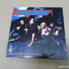 Discos de vinilo: EXTREME (SN) MORE THAN WORDS AÑO 1990. Lote 130726709