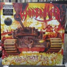 Discos de vinilo: WARBRINGER - WAR WITHOUT END (LP, ALBUM + CD, ALBUM + LTD, RE) 2018. Lote 130731704