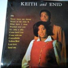 Discos de vinilo: KEITH AND ENID. Lote 130733919
