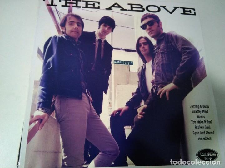 THE ABOVE (Música - Discos - LP Vinilo - Pop - Rock Extranjero de los 90 a la actualidad)