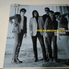Discos de vinilo: THE PHANTOM KEYS - THE REAL SOUNDS OF. Lote 130735349
