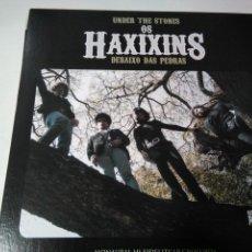 Discos de vinilo: OS HAXIXINS - DEBAIXO DAS PIEDRAS . Lote 130735504