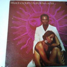 Discos de vinilo: BRUCE CLOUD - CALIFORNIA SOUL. Lote 130738524