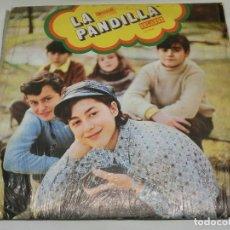 Discos de vinilo: LP - LA PANDILLA - 1971. Lote 130741914