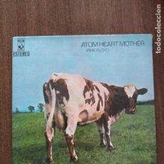 Discos de vinilo: LP ATOM HEART MOTHER PINK FLOYD PRECINTADO. Lote 130756156