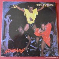 Discos de vinilo: SCANDALOUS - IMAGINATION - LP ARIOLA - 1983. Lote 130760880