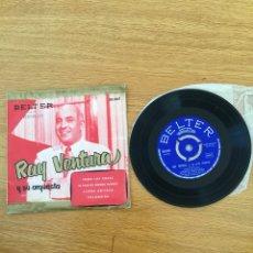Discos de vinilo: RAY VENTURA Y SU ORQUESTA. BELTER SERIE VERSAILLES. Lote 130779240