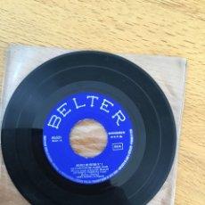 Discos de vinilo: DESFILE DE ÉXITOS Nº 1 DE BELTER: LARRY CLINTON Y SU ORQUESTA, BERNARD HILDA Y SU ORQUESTA. Lote 130783023