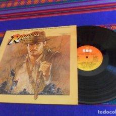 Discos de vinilo: EN BUSCA DEL ARCA PERDIDA BANDA SONORA ORIGINAL DE LA PELÍCULA. CBS 1981. BUEN ESTADO.. Lote 130783292