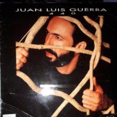 Discos de vinilo: JUAN LUIS GUE?RA 440 EL COSTO DE LA VIDA. Lote 130792425