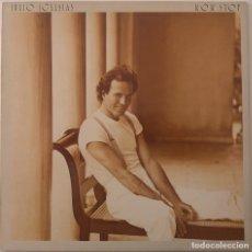 Discos de vinilo: JULIO IGLESIAS...NON STOP.(CBS 1988).SPAIN.. Lote 33258160