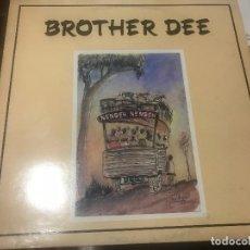 Discos de vinilo: BROTHER DEE - NENGEH NENGHE - MAXI UK MOVE 86 REGGAE. Lote 130812532