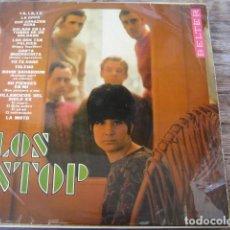 Discos de vinilo: LOS STOP ************ RARO LP BELTER 1968. Lote 130825024