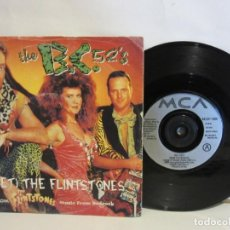 Discos de vinilo: THE BC-52'S - (MEET) THE FLINTSTONES - EDICIÓN INGLESA - 1994 - VG+/VG. Lote 130843496