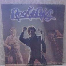 Discos de vinilo: ROCK & RIOS. Lote 130847420