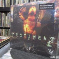 Discos de vinilo: TESTAMENT - LOW (LP, ALBUM, RE) 2017. Lote 130852240