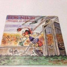 Discos de vinilo: LOS NIKIS - YES I DO! --PUNK KBD. Lote 130852248