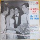 Discos de vinilo: LP - LOS T.N.T. Y TITO MORA - LA NUEVA OLA VOL. II (SPAIN, RCA VICTOR 1963). Lote 130857612